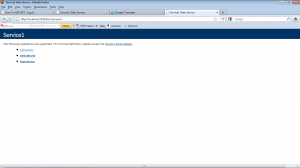 Picture 6. How to create Web Service in ASP.NET