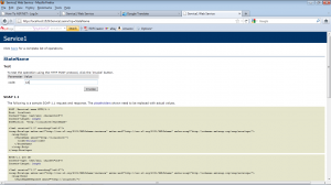 Picture 7. How to create Web Service in ASP.NET